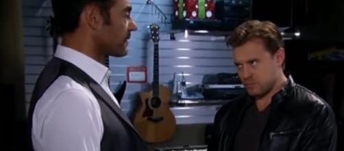 'General Hospital' spoilers - Rudge targets Jason (via YouTube UHaveMeEveryday)