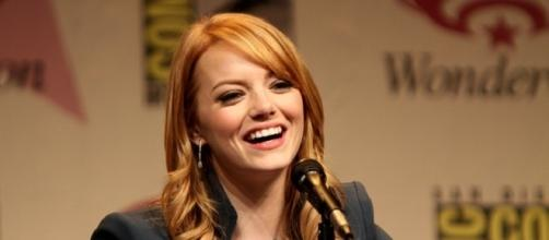 Happy times for Emma Stone with Golden Globe nomination