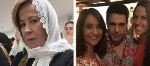 Irmã de Zezé detona ex-cunhada, Zilu
