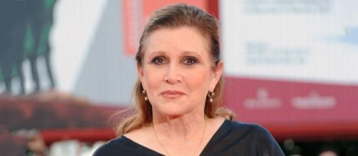 La morte di Carrie Fisher: famosa grazie a 'Star Wars'