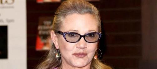 Star Wars' Actress Carrie Fisher Dies at 60 After Suffering Heart - Photo: Blasting News Library - nbcnews.com