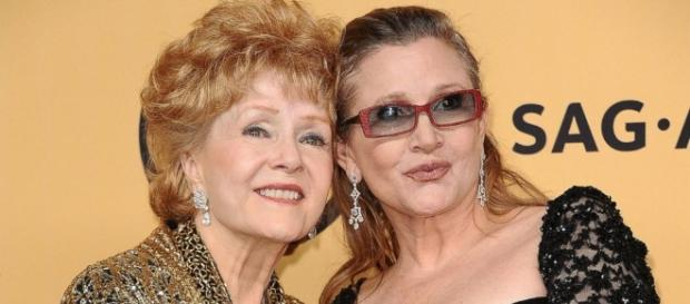 Carrie Fisher Opens Up About Mother Debbie Reynolds' 'Frail ... - go.com