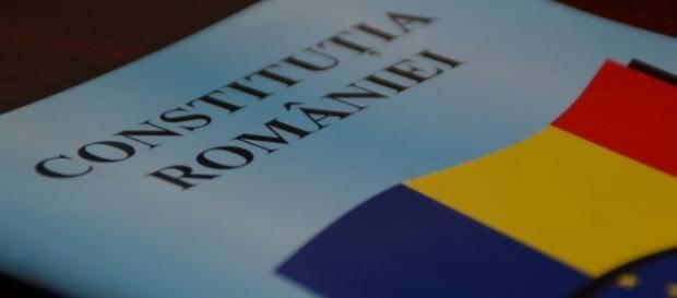 Constituția României - legea supremă