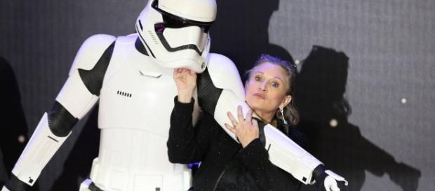 Noticias de Famosos: La actriz Carrie Fisher, la princesa Leia en ... - elconfidencial.com