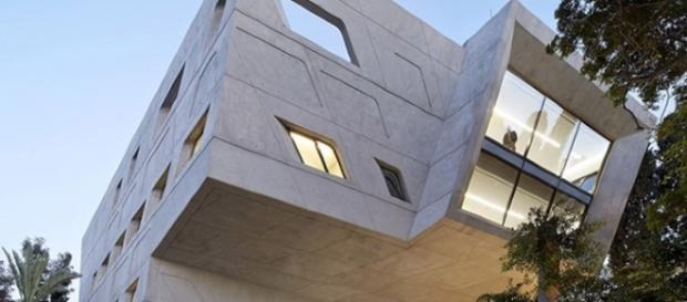 Zaha Hadid's American University of Beirut FAIR USE Archdaily.com Creative Comons