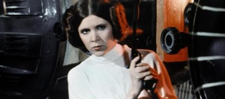 Carrie Fisher dazzled most as an unpolished star - The Boston Globe - bostonglobe.com