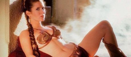 Slave Leia Sells? Amy Schumer, Boy Toys, and the Star Wars Fandom ... - fangirlblog.com