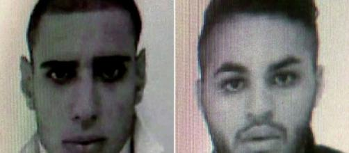 Alípio e Ricardo, primos suspeitos de espancar comerciante até a morte no metrô, em SP