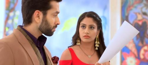 Annika and Shivaye divorce in Star Plus Ishqbaaz (Youtube screen grab)