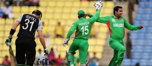 Bangladesh vs New Zealand 2nd ODI 2016, - criccell.com