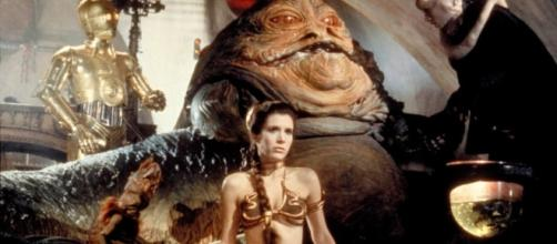 Carrie Fisher's Slave Leia Costume Sells for $96,000 — GeekTyrant - geektyrant.com