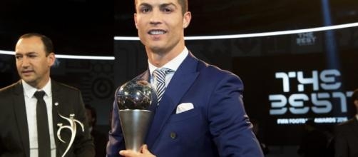 Cristiano Ronaldo ganó el premio The Best « Diario La Capital de ... - lacapitalmdp.com