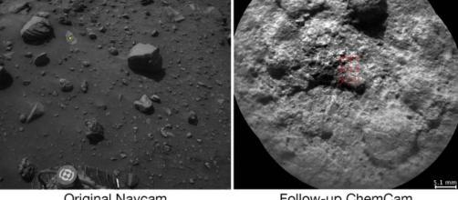 Curiosity Rover Team Examining New Drill Hiatus | NASA - nasa.gov