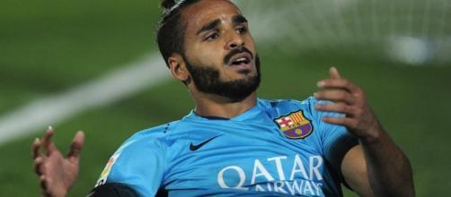 De jogador criticado e renegado, Douglas pode ganhar uma nova chance no Barcelona