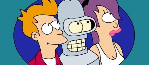 Futurama, del creador de Los Simpsons