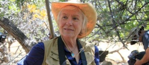 'General Hospital' news - Barbara Tarbuck dead - Lady Jane Jacks is gone (via Facebook Barbara Tarbuck)