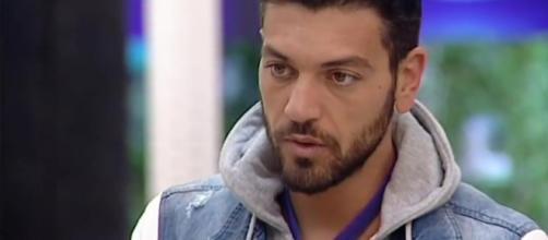 """GF14, Alessandro Calabrese: """"Il pranzo di Natale sarà con Kevin ... - ilgiornale.it"""