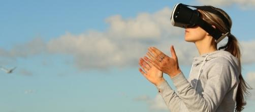 La realidad virtual formará parte de la vida cotidiana. Public Domain.