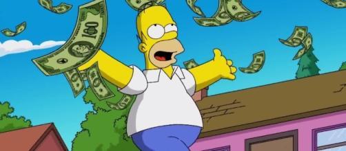 Los múltiples negocios de Homer Simpson