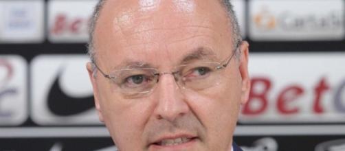 """Marotta: """"Roma-Juve serie candidate alla vittoria dello Scudetto ... - corrieregiallorosso.com"""