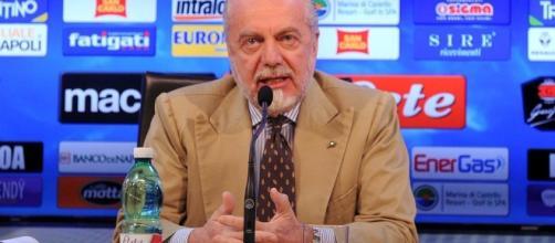 """Napoli, De Laurentiis: """"Higuain alla Juve sarebbe assurdo ... - itasportpress.it"""