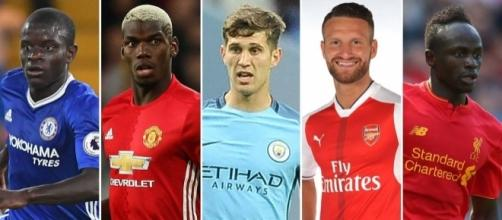 Premier League squads: Every club's 25-man list following the end ... - mirror.co.uk