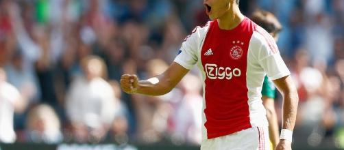 Report: Milan approach Ajax for €10 million El Ghazi, Roma to give ... - rossoneriblog.com