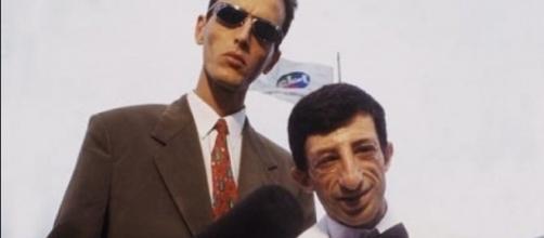 Rodolfo e ET fizeram muito sucesso na década de 90