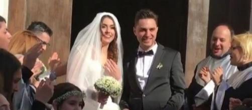 Uomini e Donne gossip, Sharon Bergonzi si è sposata: ecco i video del matrimonio