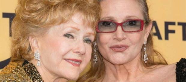Debbie Reynolds dies one day after daughter, Carrie Fisher's death - Photo: Blasting News Library - theprovince.com