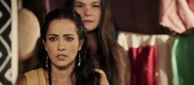 Jéssica fica chocada ao perceber a maldade de Mara