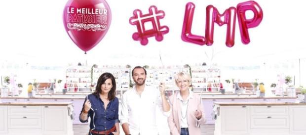 Les trois lurons de Le meilleur pâtissier toujours de bonne humeur M6 ... - programme-tv.net