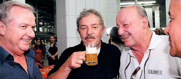 Lula pode ser alvo de mais uma denúncia. Agora é a cervejaria Petrópolis, o alvo da Lava Jato