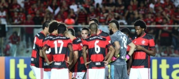 O Flamengo está de olho na temporada 2017 (Foto: Arquivo)