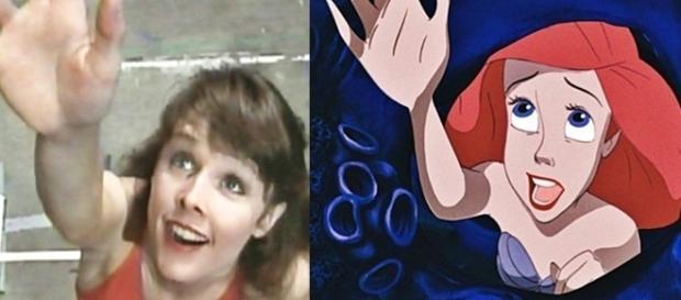 Poucos sabem que as animações da Disney foram inspiradas em modelos reais