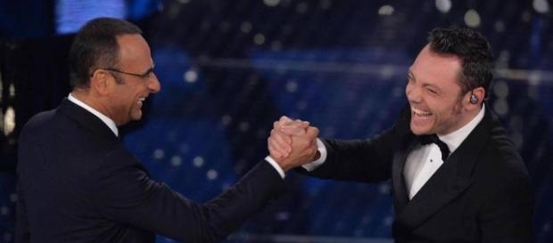 Tiziano Ferro: Carlo Conti lo annuncia primo super ospite a ... - talkymusic.it