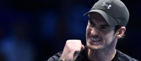 Andy Murray beats Novak Djokovic to win ATP World Tour Finals and ... - mirror.co.uk