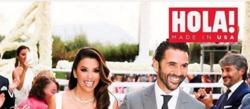 21 mai 2016 : mariage d'Eva Longoria et de José Baston