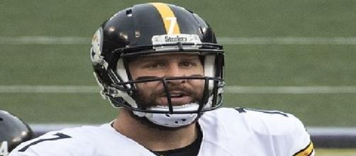 Ben Roethlisberger may sit against the Cleveland Browns (Credit: Keith Allison - wikimedia.org)