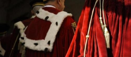 Gli Ermellini, storico simbolo dei guidici della Corte di Cassazione