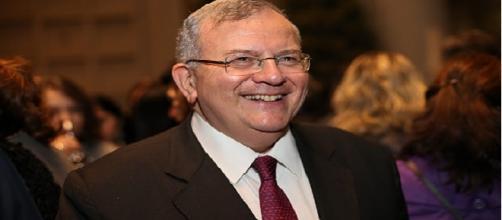Kyriakos Amiridis estava no Rio para as festas de fim de ano