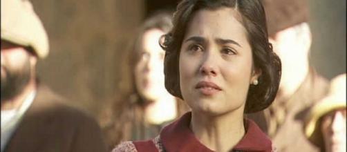 Maria incontra Severiano che la minaccia