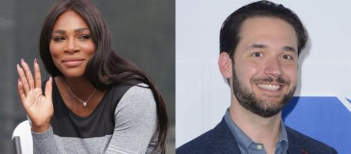Serena Williams and Alexis Ohanian Engaged - Couple Announces ... - elle.com