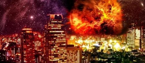 Uno scenario apocalittico. Lo causerà il pianeta Nibiru a settembre 2017?