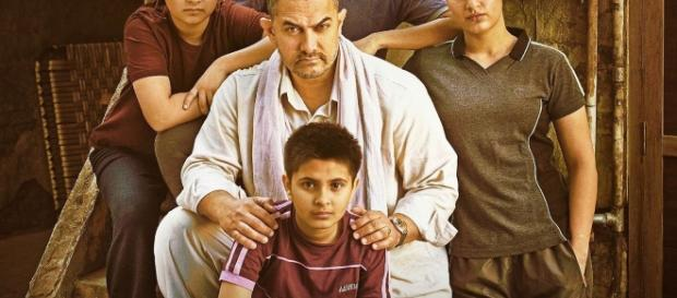 A still from 'Dangal' movie (Image credits : Twitter.com/Taran_adarsh)