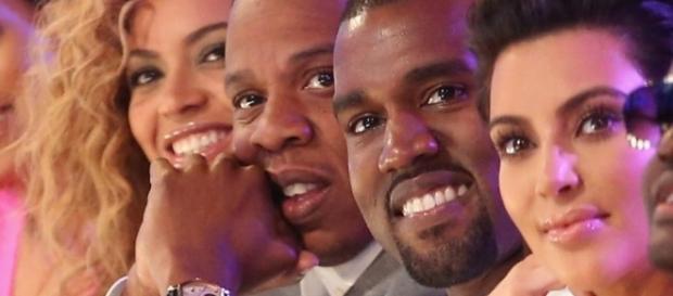 Beyoncé não está nada feliz com Kim Kardashian e Kanye