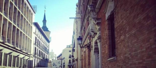 Calles de Madrid. Foto: Mitzi Vera