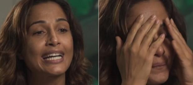 Camila Pitanga considera que foi um ano trágico