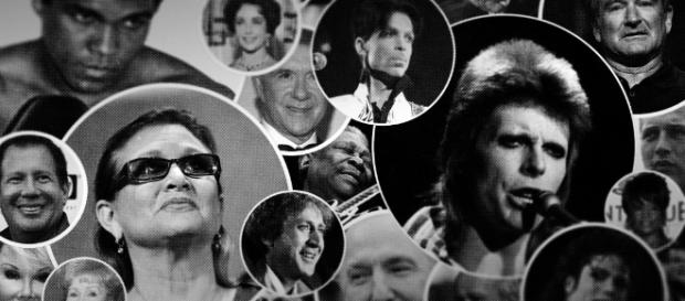 Credit:cnn.com Celebrity Deaths 2016