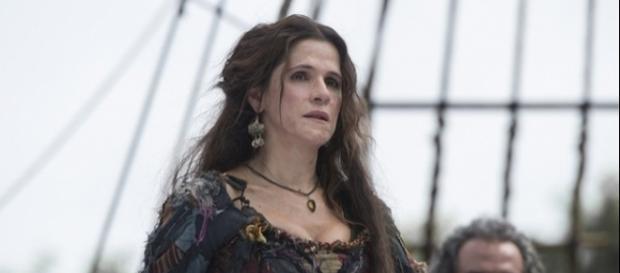 Ingrid Guimarães estreia em novelas de época como vilã (Foto: Estevam Avellar/TV Globo)